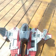 Juegos construcción - Lego: NAVE LEGO STAR WARS OBI-WAN'S JEDI INTERCEPTOR.. Lote 281771518
