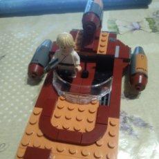 Juegos construcción - Lego: NAVE LEGO STAR WARS LIKES-LANDSPEEDER REF. 75173. Lote 281823808