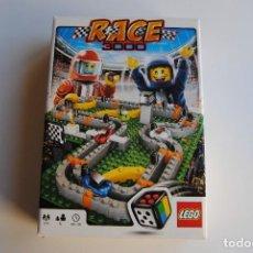 Juegos construcción - Lego: LEGO RACE 3000 REF 3839 SOLO INSTRUCCIONES Y CAJA. Lote 283039438
