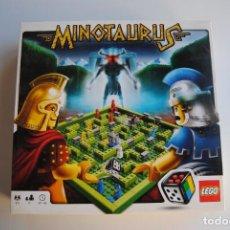 Juegos construcción - Lego: LEGO MINOTAURUS REF 3841 SOLO INSTRUCCIONES Y CAJA. Lote 283039733