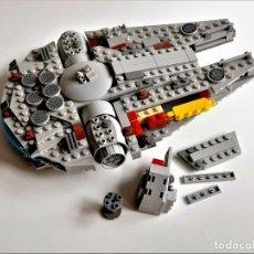 Jeux construction - Lego: HALCON MILENARIO STAR WARS DE LEGO - 24 X 17 X 6.CM. Lote 285301563