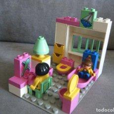Juegos construcción - Lego: CUARTO DE BAÑO DE LEGO DUPLO . AÑOS 90. Lote 285412908