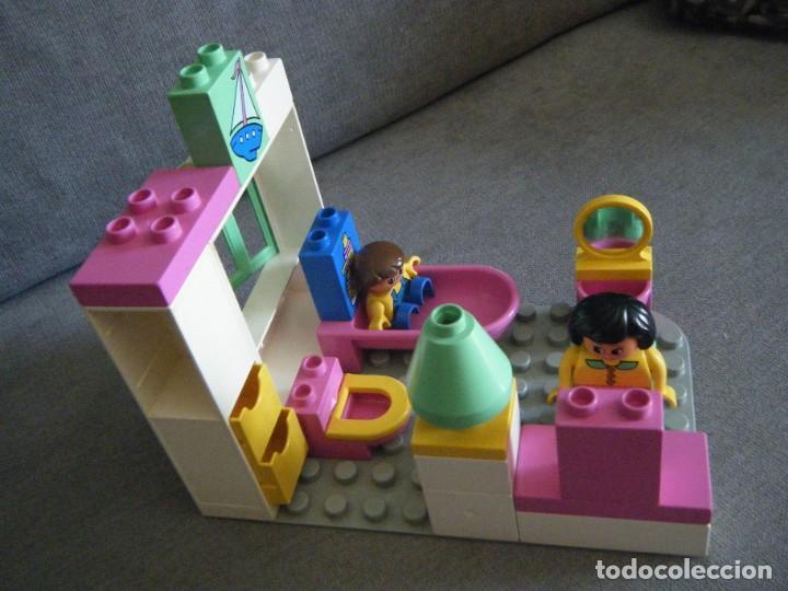 Juegos construcción - Lego: CUARTO DE BAÑO DE LEGO DUPLO . AÑOS 90 - Foto 2 - 285412908