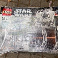 Jeux construction - Lego: LEGO STAR WARS 10174: IMPERIAL AT-ST-UCS . EN SU CAJA ORIGINAL Y MANUALES DE INSTRUCCIONES. Lote 286379833