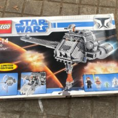 Jeux construction - Lego: LEGO STAR WARS 7680 THE TWILIGHT. VER FOTOS. Lote 286380403