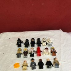 Jeux construction - Lego: LOTE DE 17 FIGURAS LEGO STAR WARS . VER FOTOS. Lote 287621168