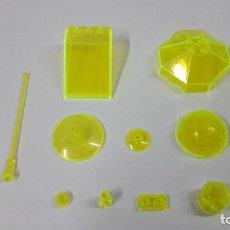 Juegos construcción - Lego: LOTE DE PIEZAS . ORIGINAL DE LEGO. Lote 288203878