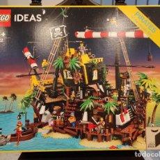 Juegos construcción - Lego: PIRATAS DE BARRACUDA BAY 21322 -LEGO IDEAS- NUEVO, PRECINTADO. Lote 289800723