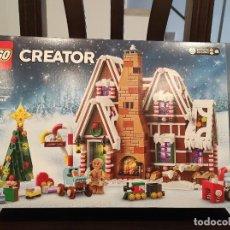 Juegos construcción - Lego: CASA DE PAN DE JENGIBRE 10267 -LEGO CREATOR EXPERT- NUEVO, PRECINTADO. Lote 289804338