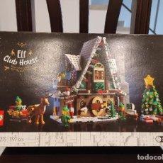 Juegos construcción - Lego: CLUB DE LOS ELFOS 10275 -LEGO CREATOR EXPERT- NUEVO, PRECINTADO. Lote 289804528