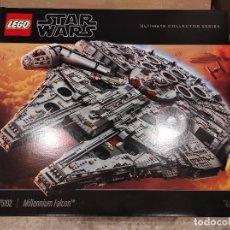 Juegos construcción - Lego: MILLENNIUM FALCON 75192 -LEGO STAR WARS- PRECINTADO, HALCÓN MILENARIO, ULTIMATE COLLECTOR SERIES. Lote 289805313