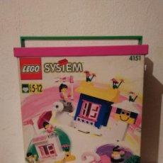 Juegos construcción - Lego: BOTE - LEGO SYSTEMS FREESTYLE - LEGO - REF 4151 - AÑOS 90. Lote 289937158