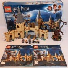 Juegos construcción - Lego: HARRY POTTER HOGWARTS WHOMPING WILLOW LEGO REFERENCIA 75953. Lote 290099378