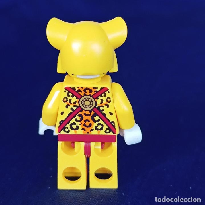 Juegos construcción - Lego: Lego ® - minifigura Legends of Chima figura lundor-Fire chi and Armor- - Foto 2 - 290107298