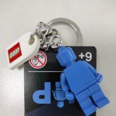 Juegos construcción - Lego: LEGO LLAVERO VIP AZUL. Lote 290336673