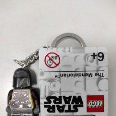 Juegos construcción - Lego: LEGO LLAVERO THE MANDALORIAN. Lote 290336898