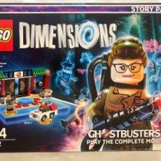 Juegos construcción - Lego: LEGO 71242 DIMENSIONS GHOSTBUSTERS-NUEVO PRECINTADO. Lote 292552063