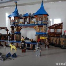 Juegos construcción - Lego: AUSINI CASTILLO COMPATIBLE CON LEGO. Lote 295508948