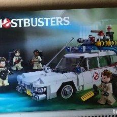 Juegos construcción - Lego: LEGO GHOSTBUSTERS. CAZAFANTASMAS. REF. 21108. EN CAJA, SIN ABRIR. IMPECABLE. DESCATALOGADO. Lote 295638508