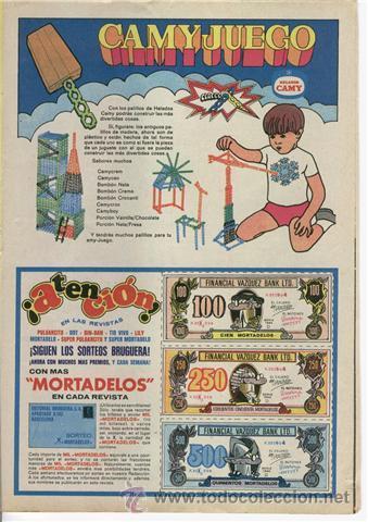 Juegos construcción - Meccano: 2 PIEZAS DEL MECANO DE HELADOS CAMY CAMYJUEGO, , NO PANRICO - Foto 2 - 12898379