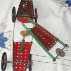 Juegos construcción - Meccano: MECCANO AÑOS 50. Lote 25672037