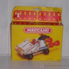 Juegos construcción - Meccano: MECCANO Nº 3 ANTIGUO VEHICULO LUNAR REF: 086202 - ARTICULO NUEVO. Lote 26869963