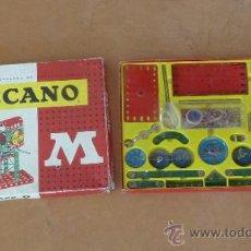 Juegos construcción - Meccano: ANTIGUO MECCANO NUM 2 EN INGLES. COMPLETO.. Lote 33116848