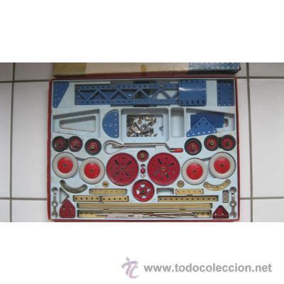 Juegos construcción - Meccano: JUEGO MECCANO 5M - Foto 3 - 39569347