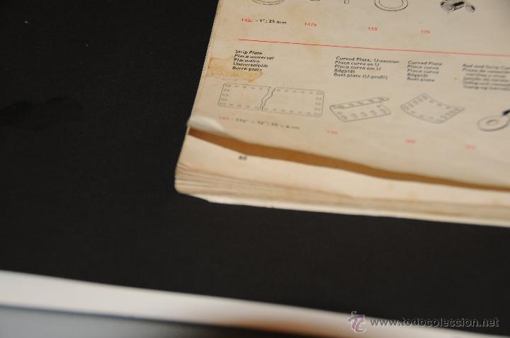 Juegos construcción - Meccano: CATALOGO DE INSTRUCCIONES DE MONTAJE MECCANO 4/5/6 456/64 - Foto 11 - 40740701