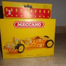 Juegos construcción - Meccano: MECCANO - ANTIGUO MECCANO A ESTRENAR, NIVELADORA REF 086204, 111-1. Lote 43670670