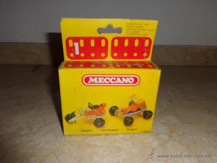 MECCANO - ANTIGUO MECCANO A ESTRENAR, BUGGIES REF 086012, 111-1 (Juguetes - Construcción - Meccano)