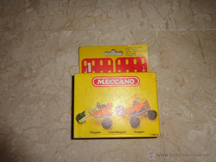 Juegos construcción - Meccano: MECCANO - ANTIGUO MECCANO A ESTRENAR, BUGGIES REF 086012, 111-1 - Foto 6 - 43670693