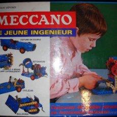 Juegos construcción - Meccano: MECCANO 2,CON VARIOS MANUALES.. Lote 47641434