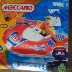 Juegos construcción - Meccano: MECCANO 2101 - LANCHA MOTORA - NUEVO --. Lote 51238506