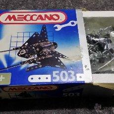 Juegos construcción - Meccano: MECCANO 503. Lote 51891296