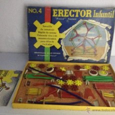 Juegos construcción - Meccano: ERECTOR INFANTIL NEEMROD,. Lote 53056489