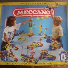Juegos construcción - Meccano: MECCANO JUNIOR PLASTICO. Lote 105844598