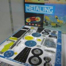 Juegos construcción - Meccano: METALING 5. Lote 54139433