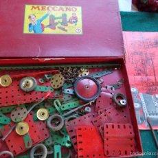 Juegos construcción - Meccano: MECCANO Nº2 ANTIGUO INGLÉS. Lote 56146004