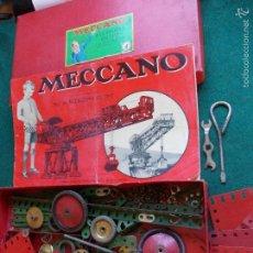 Juegos construcción - Meccano: MECCANO Nº4 ANTIGUO INGLÉS. Lote 56146290
