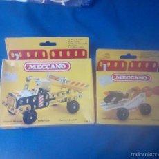Juegos construcción - Meccano: MECCANO. Lote 57626465