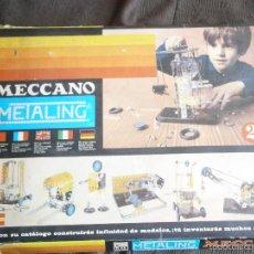 Juegos construcción - Meccano: MECCANO METALING 2. Lote 60869675