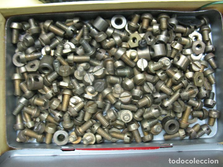 Juegos construcción - Meccano: Marklin Meccano Ref: 1036 - Antiguo meccano juego de construcción - Foto 9 - 104672623