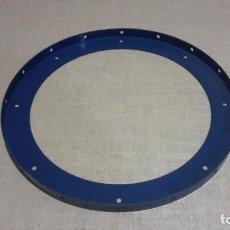 Juegos construcción - Meccano: MECCANO BINNS ROAD BLUE FLANGED RING, PART 167B MADE ENGLAND MECCANO 10. Lote 122824770