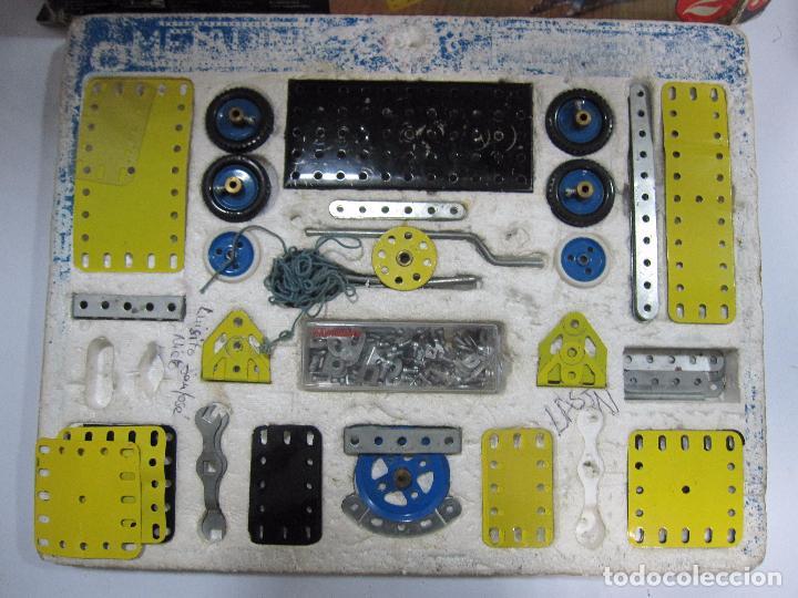 Juegos construcción - Meccano: METALING Nº2. CON CATÁLOGO. EL DE LAS FOTOS - Foto 3 - 64458855