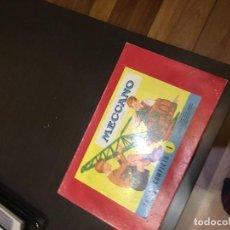 Juegos construcción - Meccano: MECCANO MEDIADOS DEL S.XX. Lote 67064062