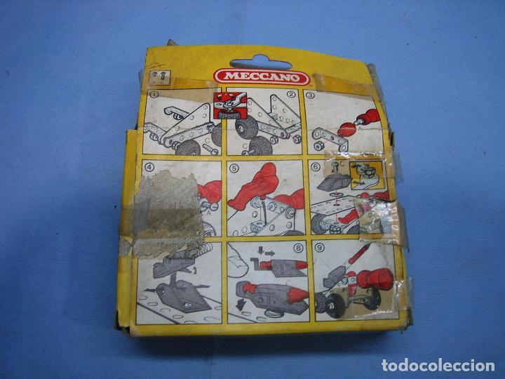 Juegos construcción - Meccano: 19 meccano vehículo lunar,años 70 o 80 - Foto 3 - 71724475