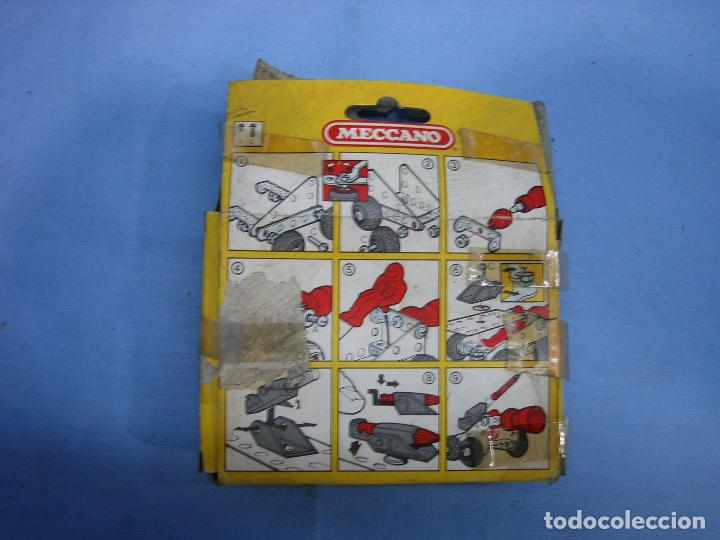 Juegos construcción - Meccano: 19 meccano vehículo lunar,años 70 o 80 - Foto 4 - 71724475
