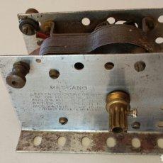 Juegos construcción - Meccano: ANTIGUO MOTOR MECCANO AÑOS 30. Lote 72208099