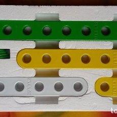 Juegos construcción - Meccano: ESCOLAR FEBER. MULTIHOBBY CONSTRUCCION MECANO COMPLEMENTOS Nº 3 AÑOS 80. Lote 75911163
